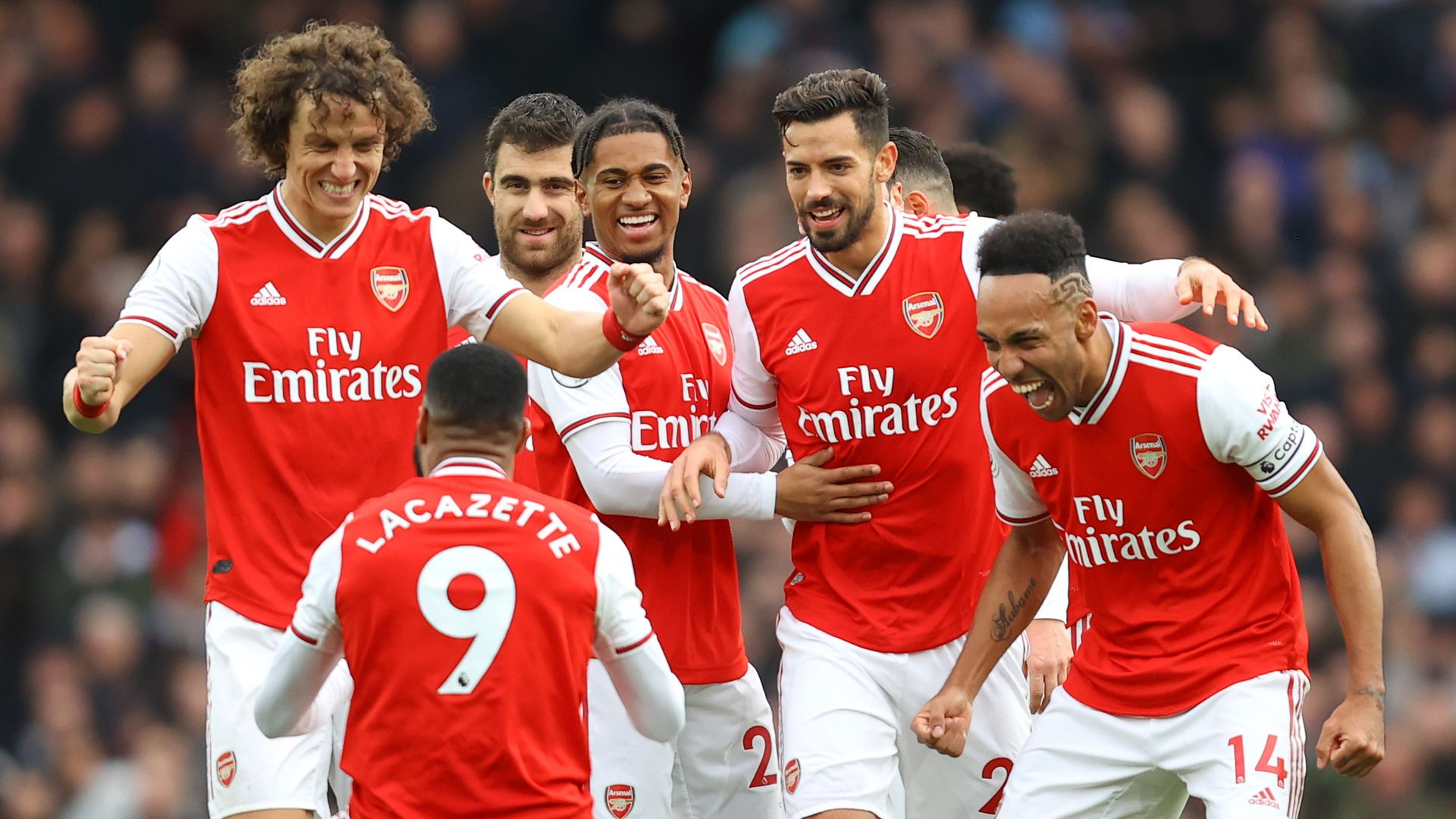 Arsenal players impress with GPS fitness