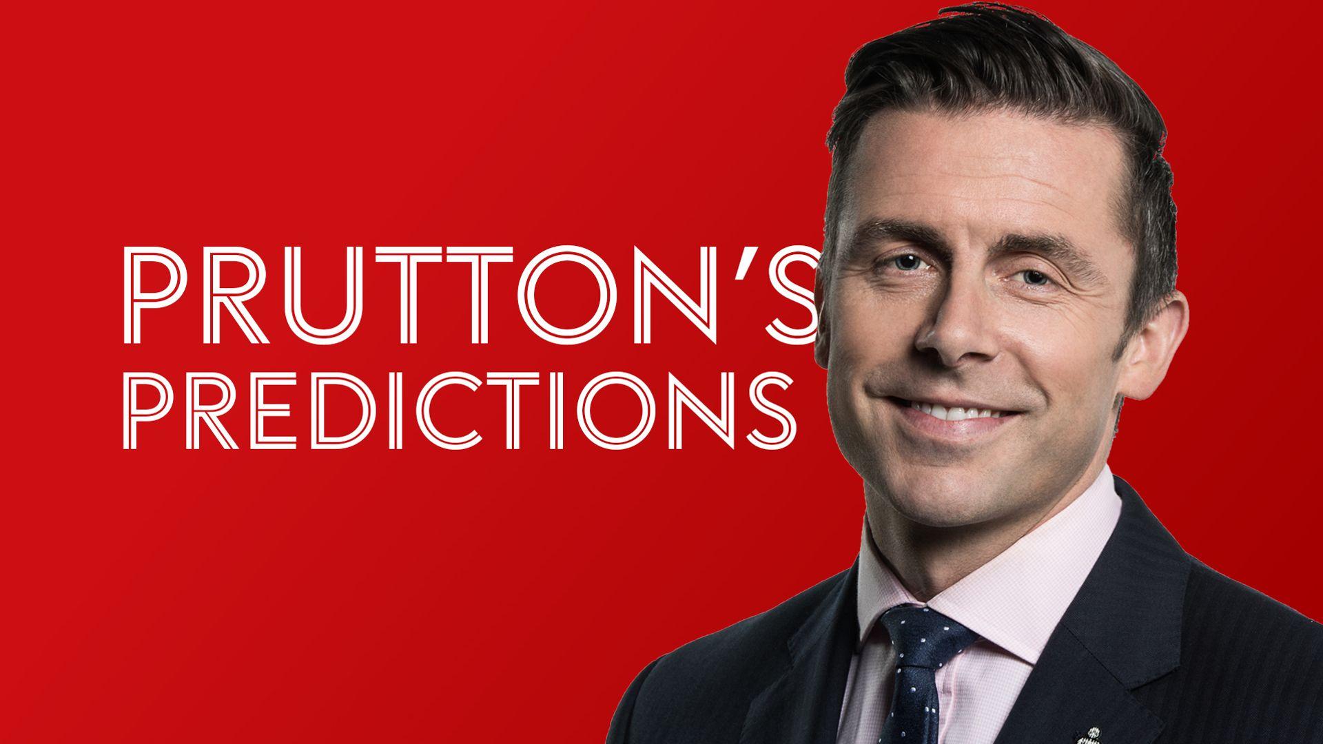 Prutton's EFL predictions