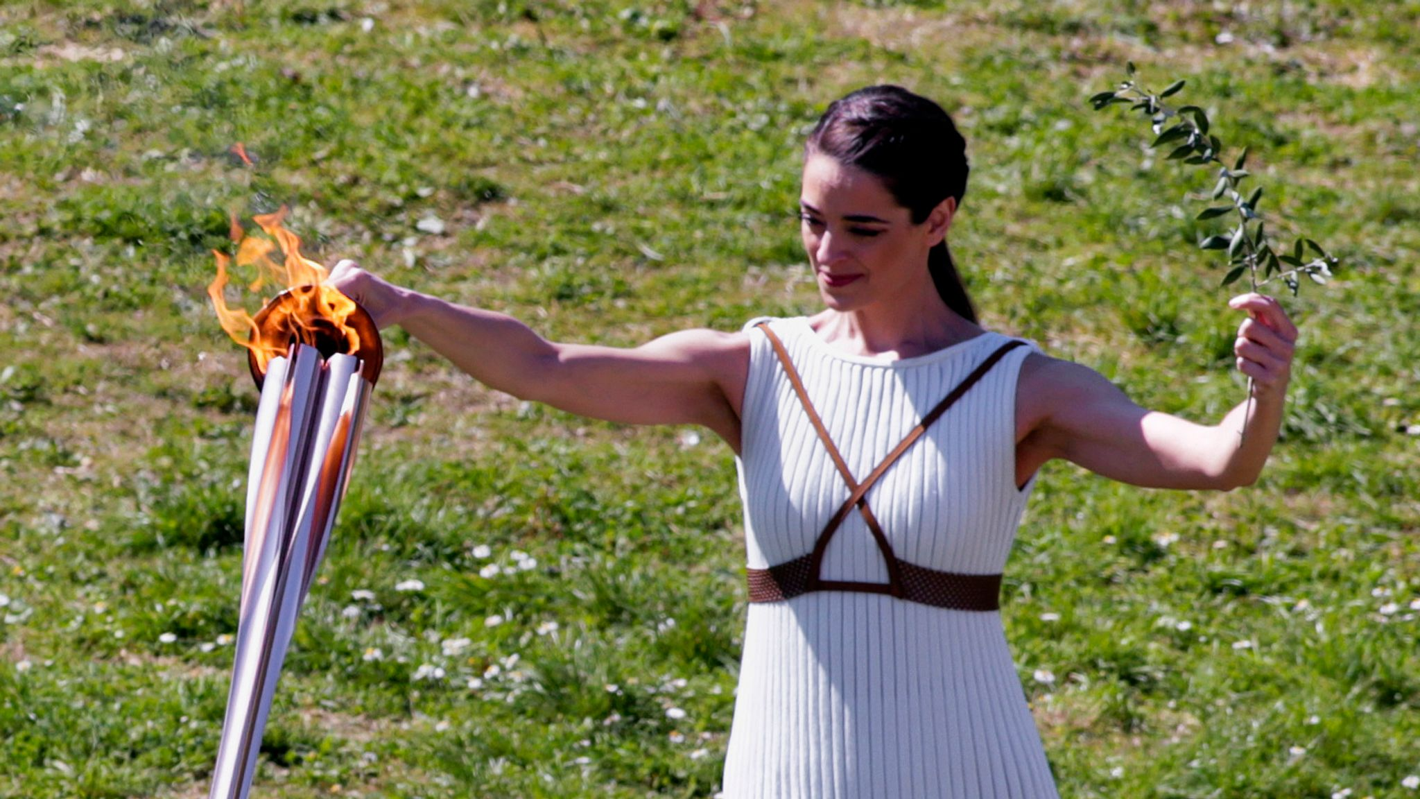 Olympic torch lighting 2021 betting odds clubcoin crypto currency