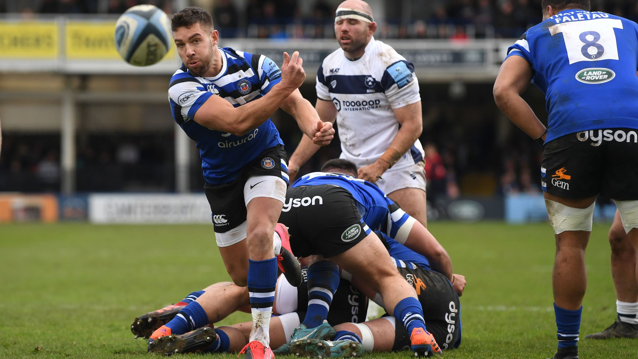 Bath Rugby Join Growing List Of Clubs