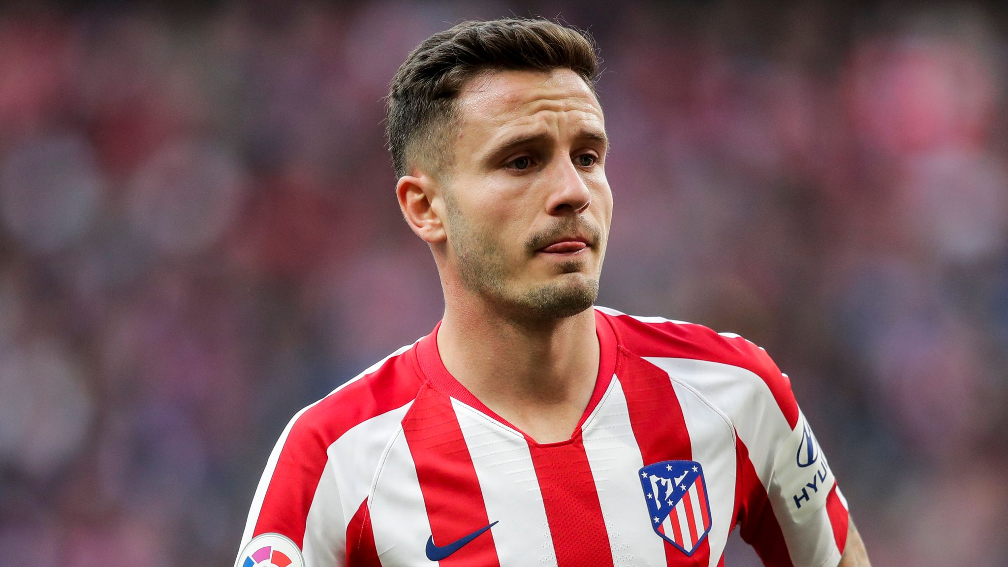 Saul Niguez: Atletico Madrid midfielder has fans guessing about his future  after cryptic post   Football News   Sky Sports
