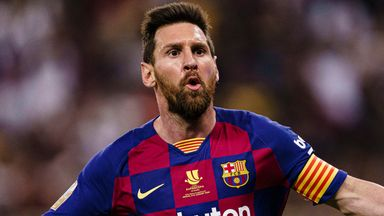 fifa live scores - Barcelona vs Bayern Munich: Robert Lewandowski great but Lionel Messi better, says Quique Setien
