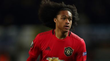 Man Utd willing to loan out Chong