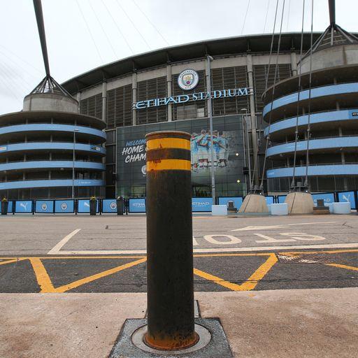 Man City Euro ban decision due on Monday