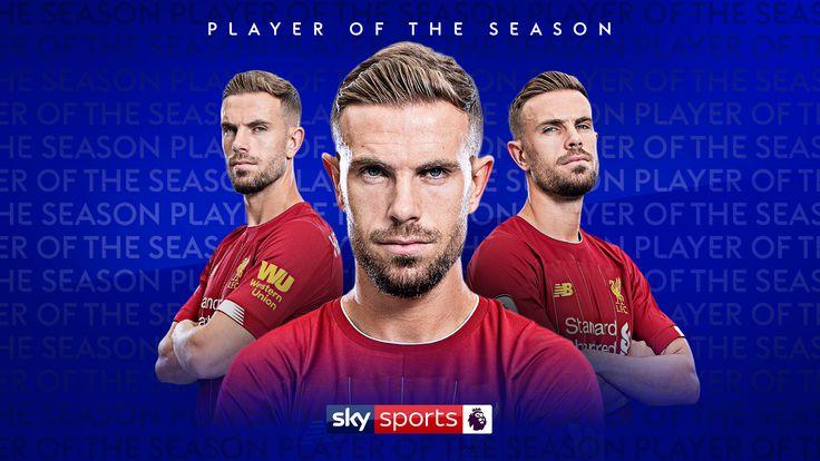 Jordan Henderson has shone for Liverpool this season