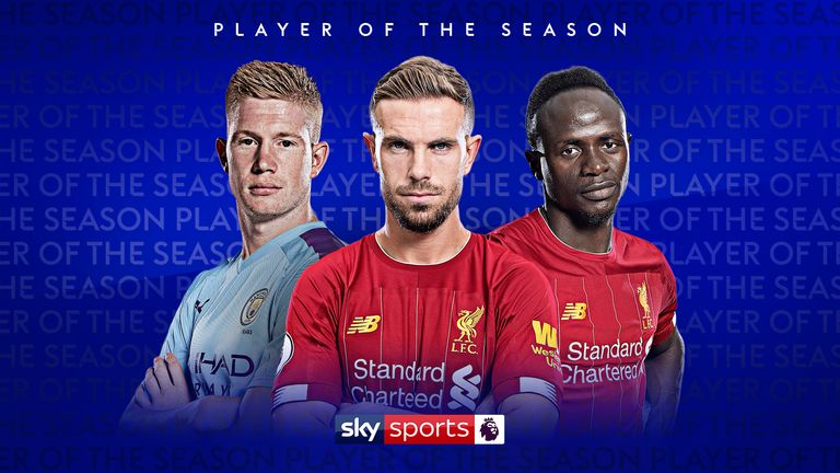 Premier League 2019 20 Best Players Managers Goals And More Chosen By Sky Sports Journalists Football News Sky Sports