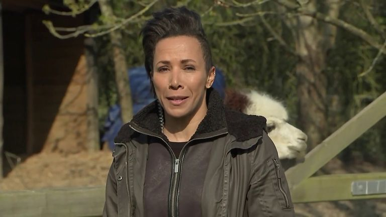 Dame Kelly Holmes is pleased the Tokyo Olympic Games has only been postponed and not cancelled altogether