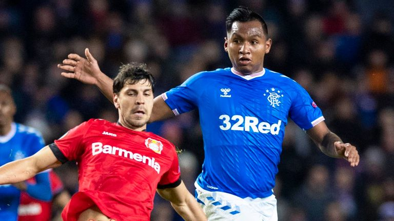 Rangers are set to play their Europa League last-16 second-leg match against Bayer Leverkusen in early August