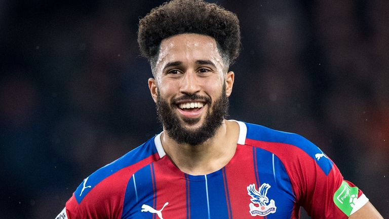 Andros Townsend, Crystal Palace
