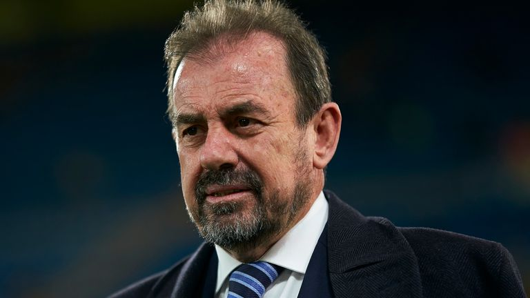 Getafe president Angel Torres said he's 'not scared' of UEFA