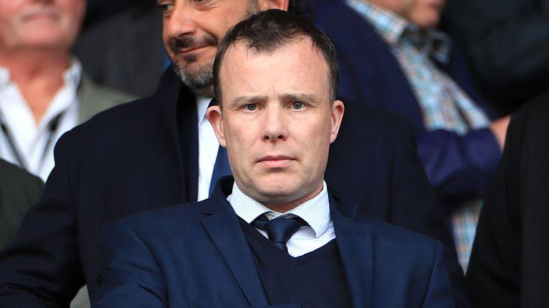 Leeds United managing director Angus Kinnear