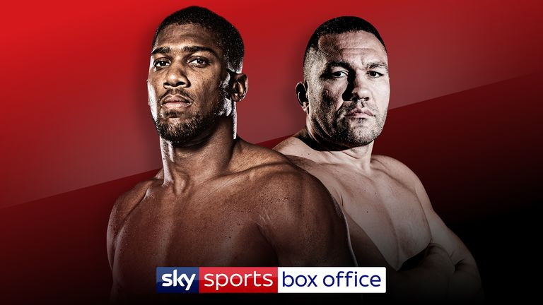 Joshua vs Pulev, June 20, Sky Sports Box Office