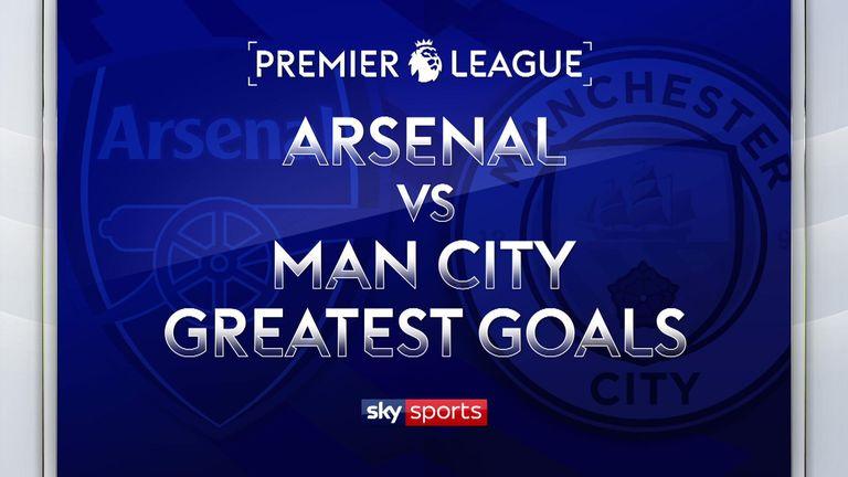 Arsenal v Man City Best Goals thumbnail