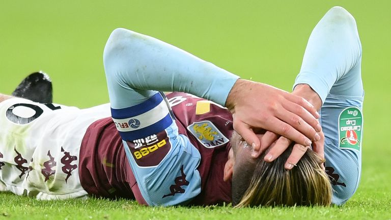 Aston Villa were in the relegation zone at the time of the Premier League's postponement but have a game in hand on their rivals.