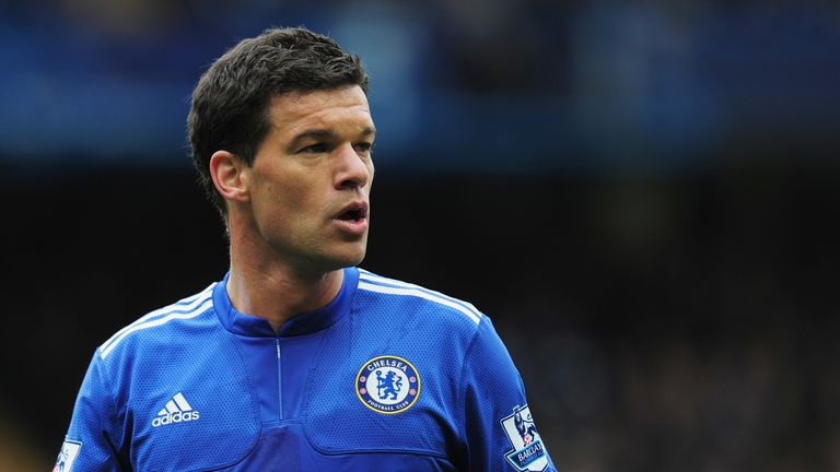 Michael Ballack told the Transfer Talk podcast how he considered leaving Chelsea in 2010 'a mistake'