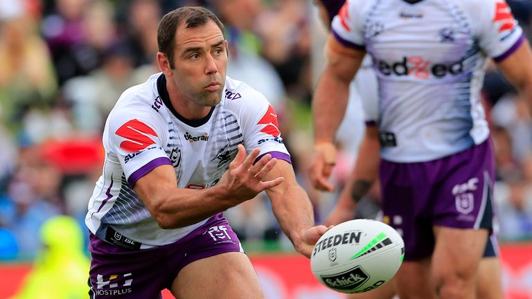 Cameron Smith has called on the NRL to suspend the 2020 season
