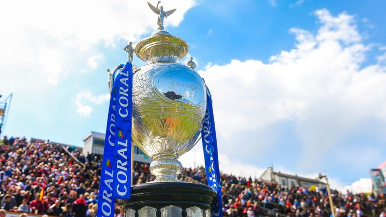 The Challenge Cup's sixth-round draw will take place in New York on Monday