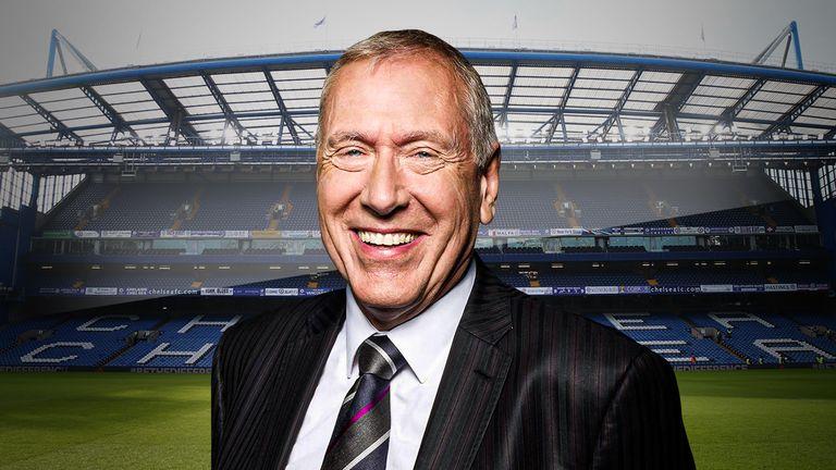 Martin Tyler says Stamford Bridge bucks the trend for quiet grounds in London