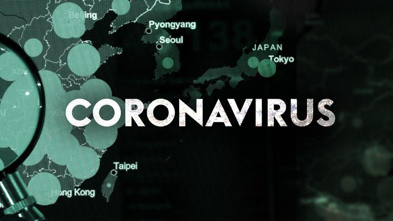 Coronavirus live blog hero image