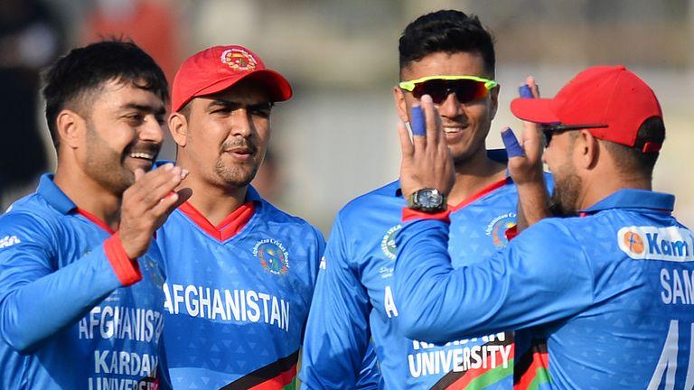 Afghan, Mujeeb star as Afghanistan goes 2-0 up against Ireland
