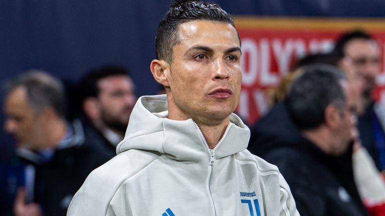 Cristiano Ronaldo is in lockdown in Madeira