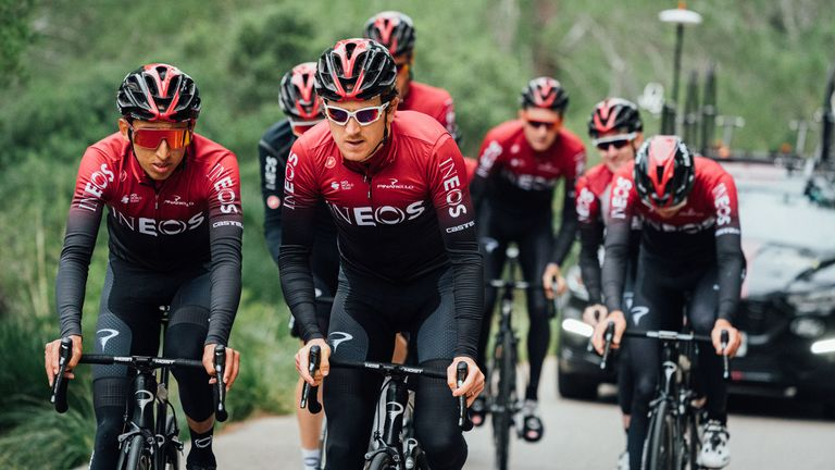 Nicolas Portal, Team Ineos sporting director, dies of heart attack