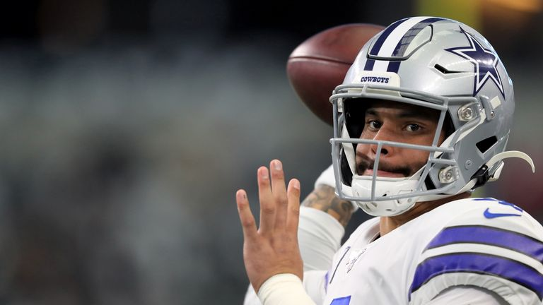The 'Good Morning Football' crew discusses whether QB Dak Prescott will play for the Cowboys in 2021