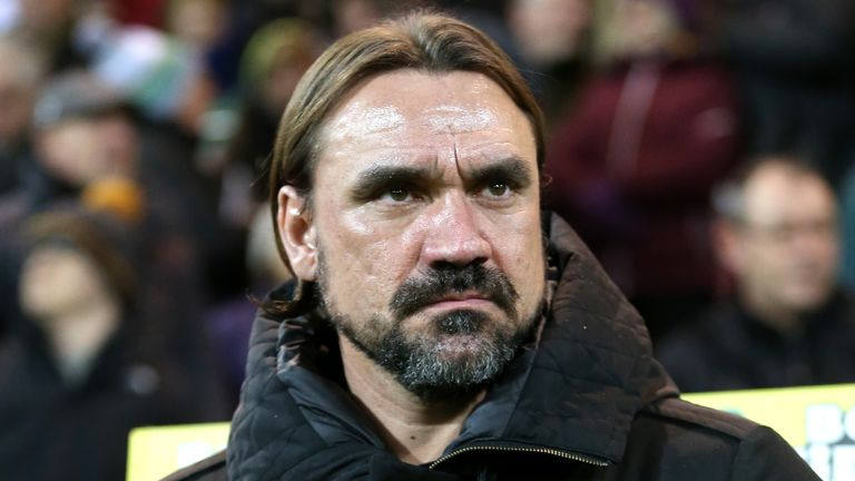 Daniel Farke is hoping to lead Norwich into the FA Cup quarter-finals for the first time in 28 years