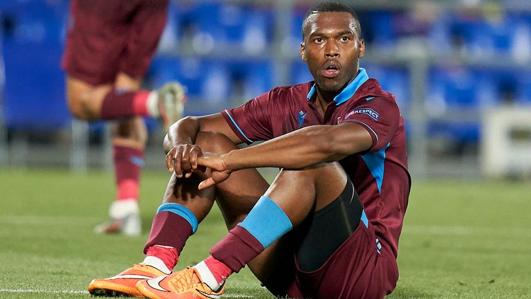 Daniel Sturridge during the UEFA Europa League, group C match between Getafe and Trabzonspor on September 19, 2019