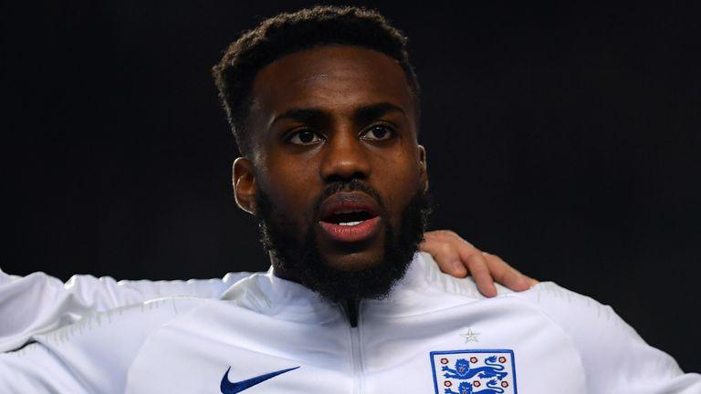 Danny Rose has 29 caps for England