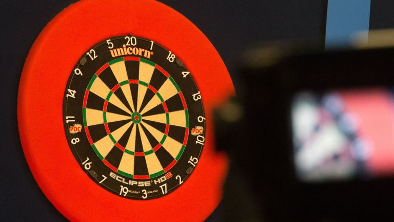 PDC Tour events in April have all been postponed due to the coronavirus