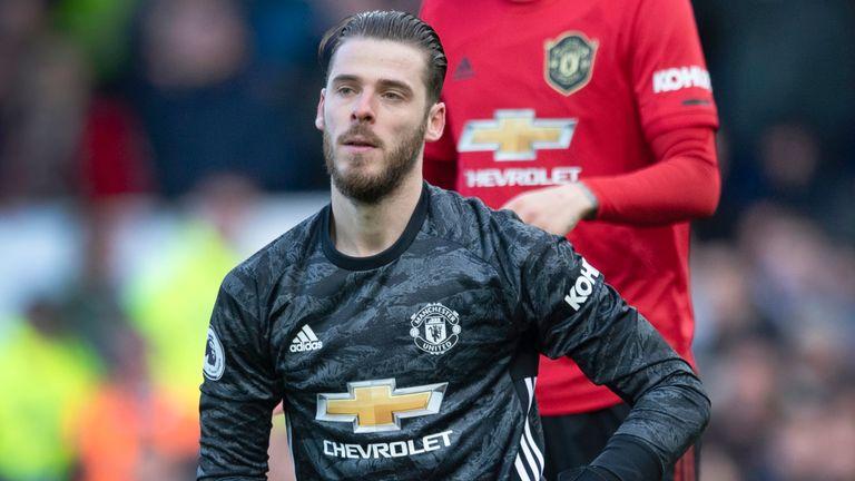 Man Utd 2019 20 Five Stats You Didn T Know Football News Sky Sports