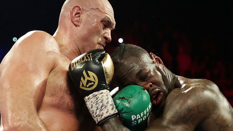 Sydney bid to host Fury, Wilder rematch