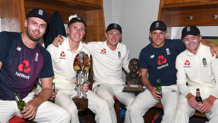 """England's Test future """"looks really good"""" due to an emerging crop of young talent, says Ben Stokes"""