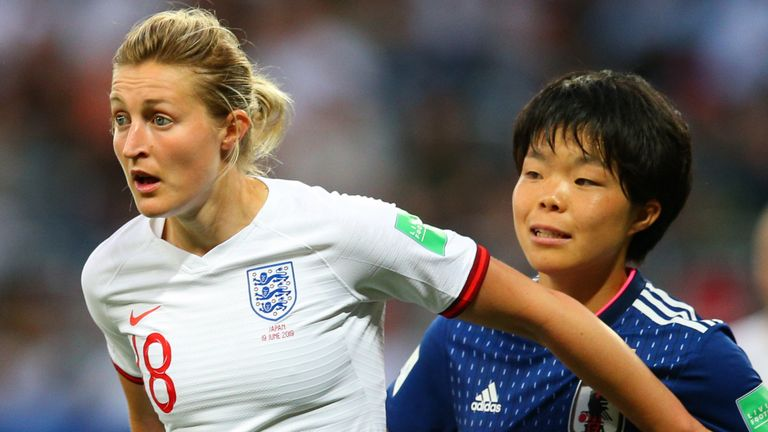 Ellen White scored twice against Japan at the World Cup in 2019, can she do so again on Sunday