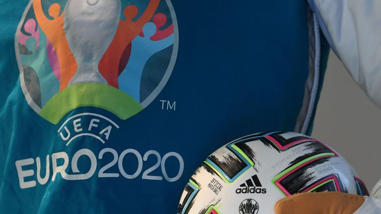 Euro 2020 was due to start on June 12