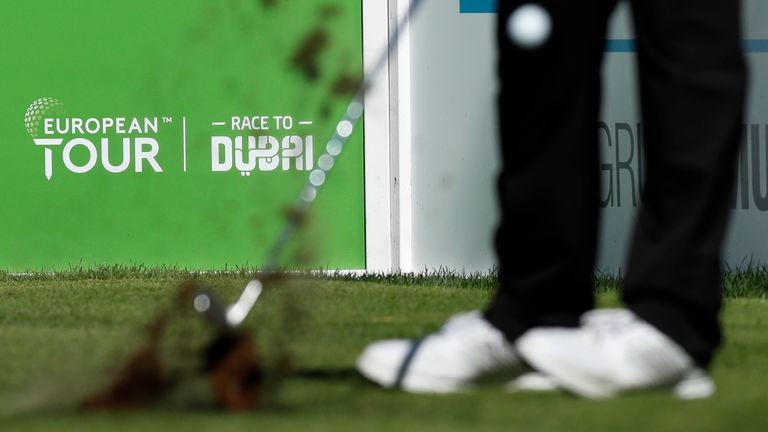 The 2021 Race to Dubai begins in Abu Dhabi in January