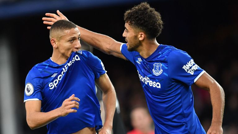 Richarlison has produced consistent displays for Everton this season