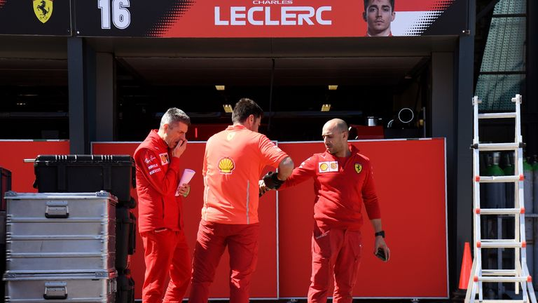 F1 ultimately did not run in Melbourne after a McLaren employee tested positive for coronavirus on the Thursday night