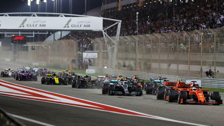 Fans barred from attending Bahrain Grand Prix due to coronavirus outbreak