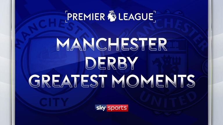 Ahead of Super Sunday's Manchester Derby we take a look back at the best Manchester Derby Moments in the Premier League.