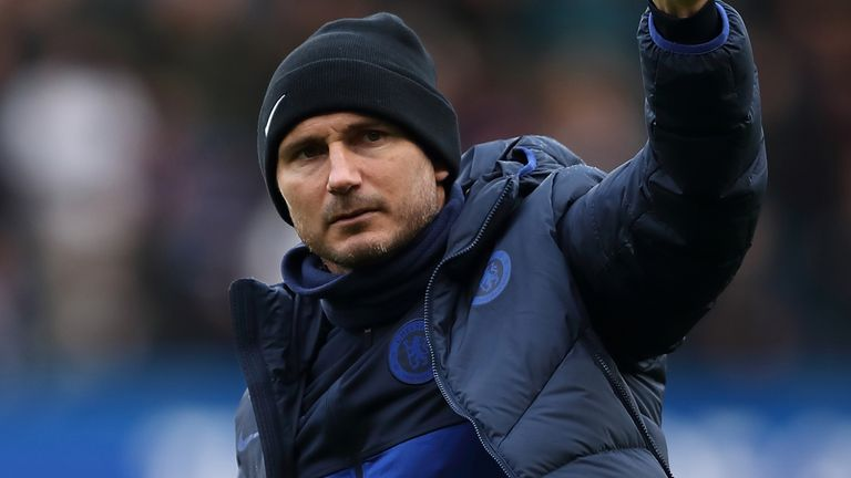 Chelsea boss Frank Lampard has been speaking on the impact the coronavirus has had on his players