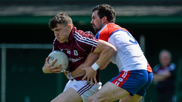 Galway's trip to New York has been pushed back