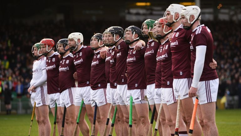 Galway are building under Shane O'Neill