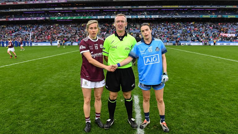 Leonard captained the Tribeswomen to the All-Ireland final in 2019