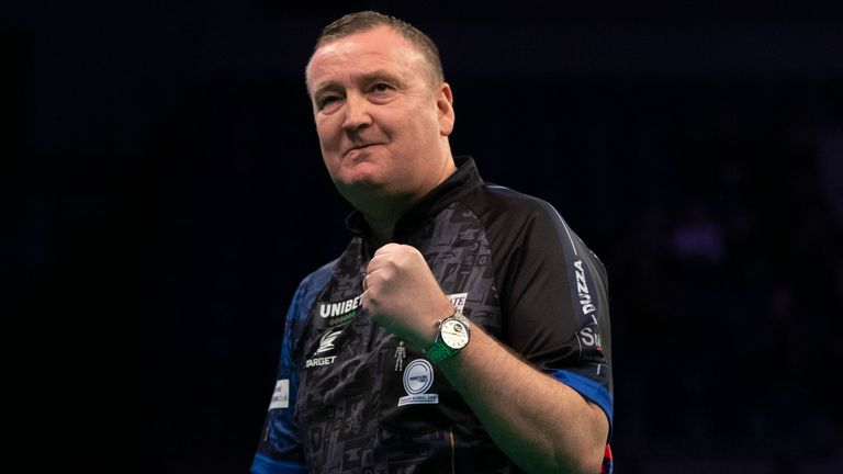 Glen Durrant has enjoyed a dream start to his debut Premier League campaign, occupying top spot after six nights of action