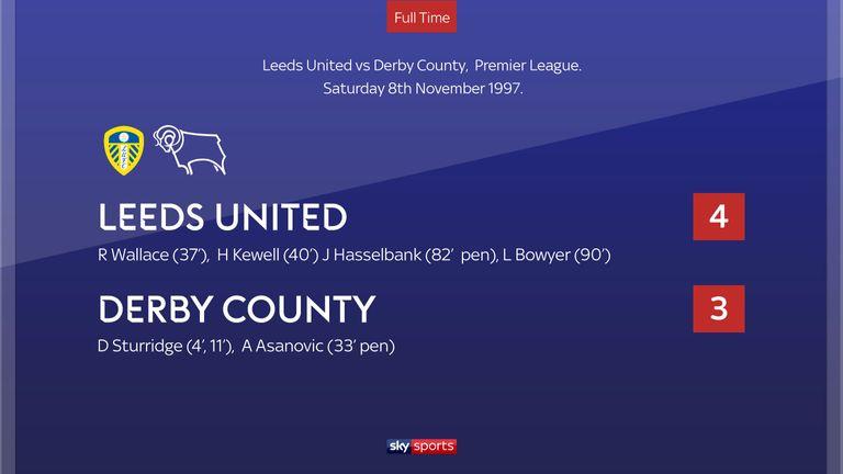 Leeds Utd 4-3 Derby County