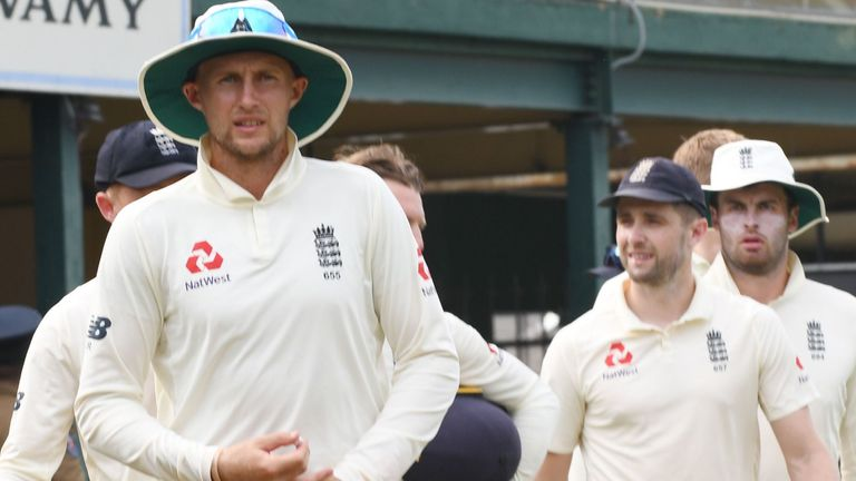 Joe Root and his England team are heading home after their tour of Sri Lanka was called off