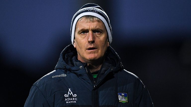 It was positive thus far for Kiely and Limerick