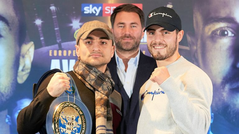 Josh Kelly's fight against David Avanesyan has been postponed because of COVID-19